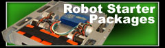 Robot Starter Packages