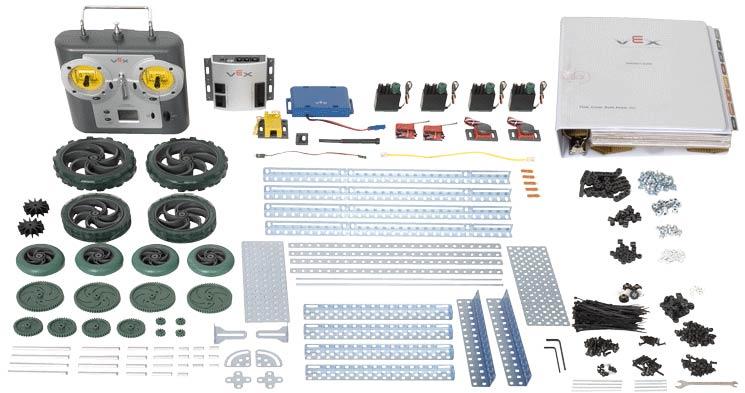 Vex Robotics Starter Kit Robotics Design System