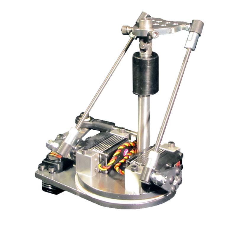 Industrial Animatronic Neck Mechanism #CES-NECK