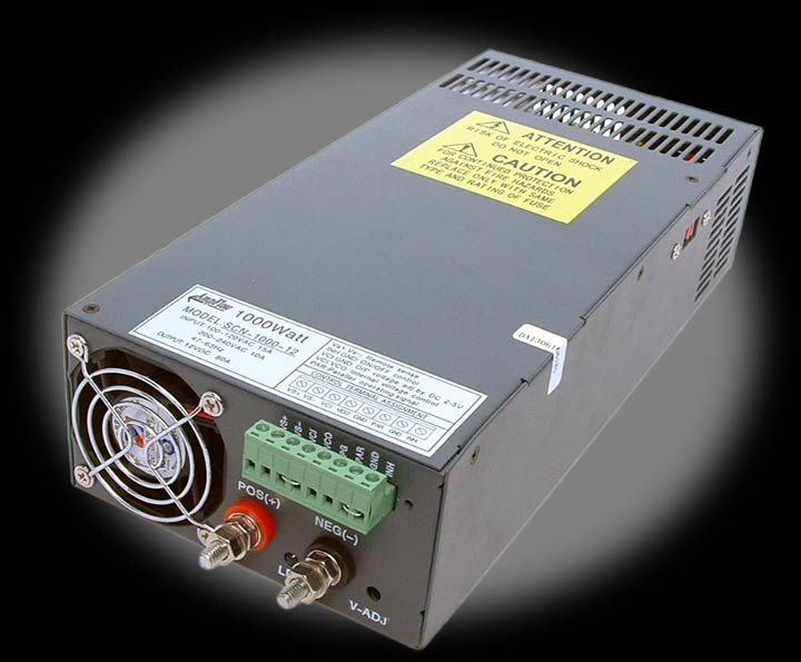 Robot MarketPlace - AmpFlow 12V 80A Power Supply