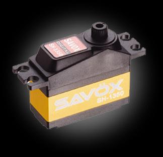 Robot MarketPlace - Savox SH-1350 Mini Servo