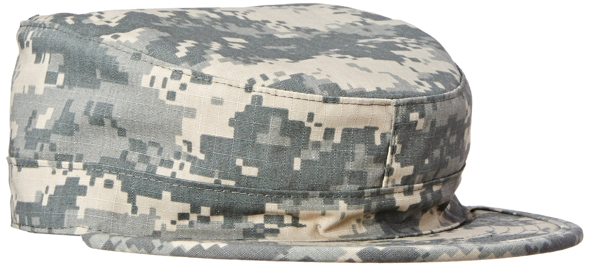 EVIKE - Military Ranger Cap   Hat with Map Pocket - Digital ACU - M ... 7caddb15070