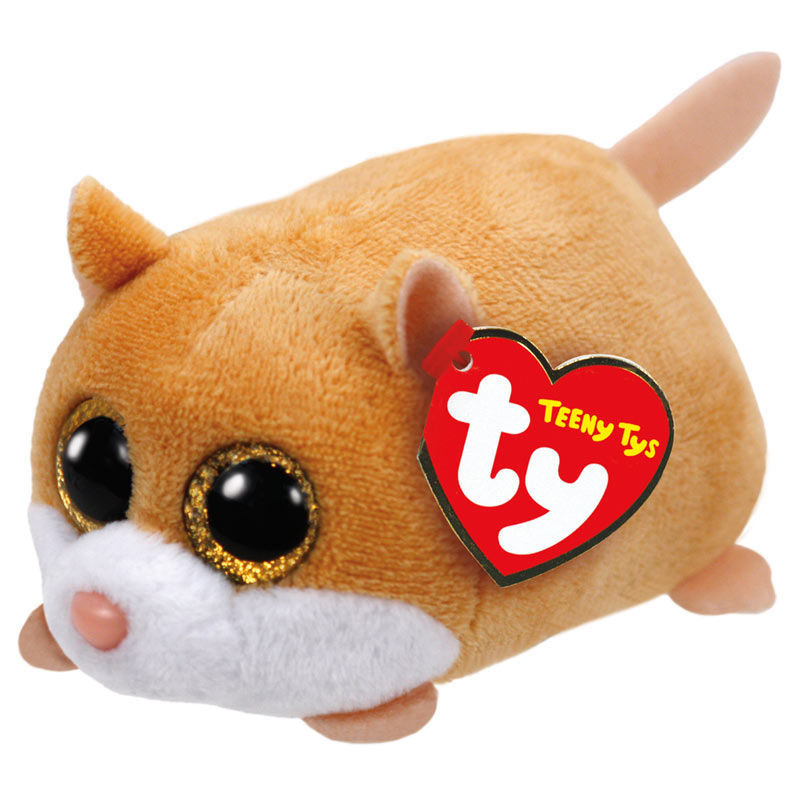 Ty - TY Teeny Tys - Peewee the Hamster #TY42217