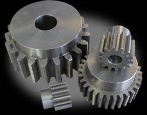 Robot MarketPlace - Spur Gears