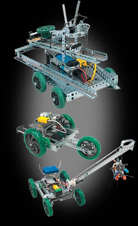 Robot Marketplace Vex Robotics Design Starter Kit