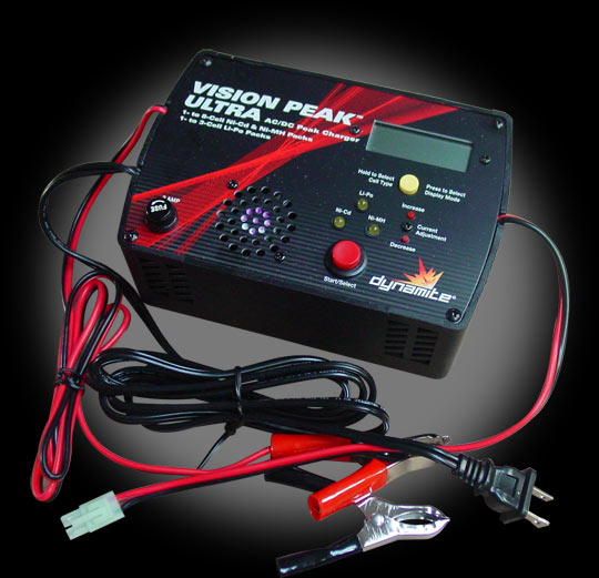 Battery Chargers - NiCad NiMh