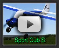 HobbyZone Sport Cub S - The Hobby Marketplace