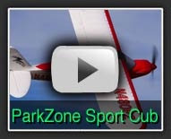ParkZone Sport Cub - The Hobby Marketplace