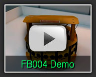 FiveBOT FB004 Demo - The Robot MarketPlace