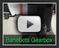BaneBots P60 Gearbox Installation - The Robot MarketPlace
