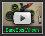 BaneBots Wheel Installation - The Robot MarketPlace