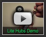 FingerTech Lite Hubs - The Robot MarketPlace